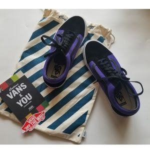 Vans Custom Sneakers Old Skool Womens Size 10 NEW
